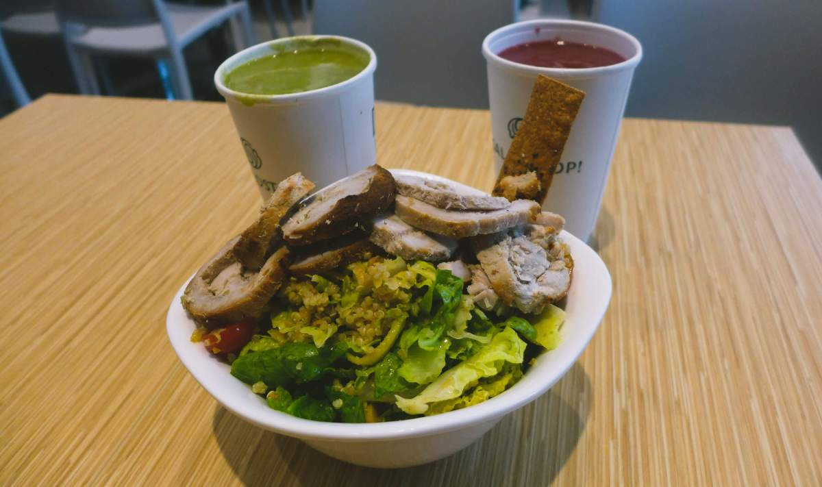 SaladStop! opens 2nd Cebu outlet at Oakridge